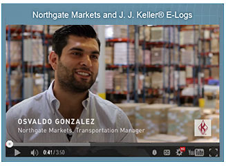 Northgate Markets transitioned their entire fleet from paper logs to J. J. Keller® E-Logs.