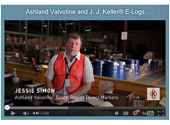 Learn why Ashland Valvoline  selected J. J. Keller as their E-Log partner.
